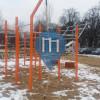 Gdańsk - Street Workout Equipment - Park im Seffensów