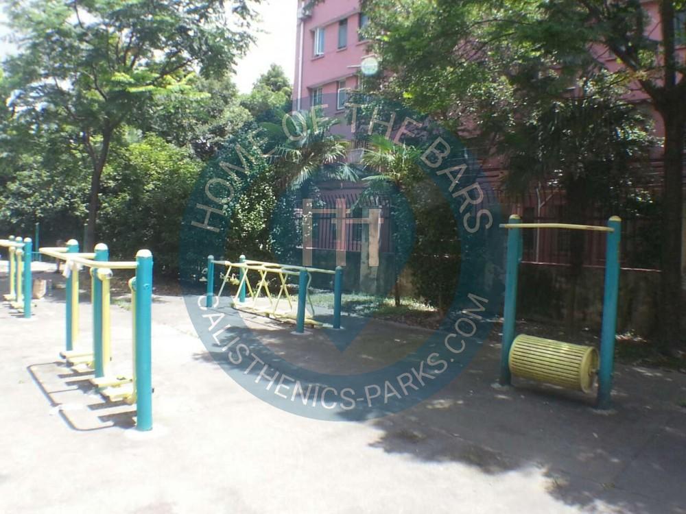 Shanghai - Calisthenics Equipment - Xuhui Qu - China