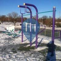 Baltimore - Street Workout Park - Druid Hill Park