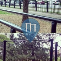 Chicago - Street Workout Park - Lake Shore Park