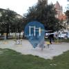 Vilnius - Outdoor Gym - Geto Aukų a