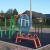 Bystřice - Street Workout Park - RVL 13