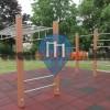 Brno – Outdoor-Fitness-Park – Heršpice