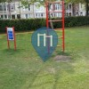 Portsmouth - Outdoor Gym - Mountbatten Centre