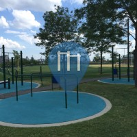 New Jersey - Calisthenics Equipment - Weehawken Waterfront Park