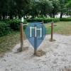 Montpellier - Fitness Trail - Cité Universitaire Boutonnet