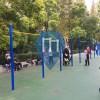 Shanghai - Outdoor-Fitness-Park - Tóngji Universität