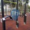 Cluj-Napoca - Street Workout Equipment - Baza sportivă Gheorgheni