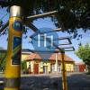 Móraváros - Calisthenics Park - Kolozsvari ter