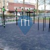 Utrecht - Calisthenics Park - Niftarlake College