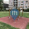 Košice  - Street Workout Park Juzna