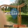 Warsaw - Street Workout Park - Park Szczęśliwicki