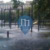 Moscow - Street Workout Park - Musmartik