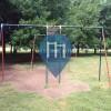 """Buenos Aires - Calisthenics Gym  - Parque Vecinal """"El Campito"""""""