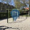 Rouen - Street Workout Park - Rue Jules Guesde