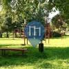 Zlaté Moravce - Street Workout Park - Mestsky Park