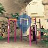 Prague - Street Workout Park - Florenc
