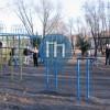 Omsk - Street Workout Park - Park kultury