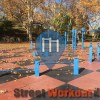 New York - Parc Street Workout - St. Marys Park (Bronx)
