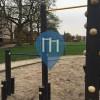 Eindhoven - Calisthenics Workout Park - Frankrijkstraat