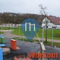 Parkour & Calisthenics Park Wetzlar
