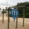 Castelnau-le-Lez - Fitness Trail - Parc public