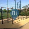 Paris - Outdoor Exercise Gym (Transalp) - Porte Dauphine