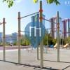 Moscow - Street Workout Park - Kenguru.Pro