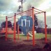 Miklavž na Dravskem polju - Street Workout Park - Hard Body Hang