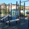 Hyères - Calisthenics Park - Beauvallon