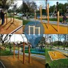 Amadora - Outdoor Exercise Gym - Parque Central
