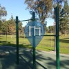 Alhambra - Outdoor Pull Up Bars - Almasor Park