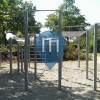 Weil am Rhein - Street Workout Park - Gartenstadt