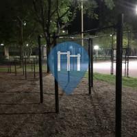 Chicago - Calisthenics Gym - Lake Shore Park