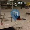 Malmö - Outdoor Gym - Stapelbäddsgatan