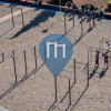 Rygge - Outdoor Exercise Gym - Halmstad Aktivitetspark