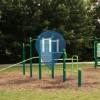 Атланта - уличных спорт площадка - Piedmont Park