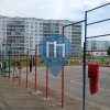 Riga - Outdoor Pull Up Bars - Plavnieki