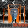 Wiener Neustadt - Calisthenics Park - Hard Body Hang