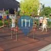 Budapest - Street Workout Park - Gesztenyés-kert