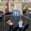 Madrid - Getafe - Parkour Park - Parque de Lorenzo Azofra