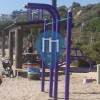San Clemente (California) - Outdoor Exercise Station - The Pier Beach