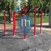 Poděbrady - Street Workout Park - Revolution 13
