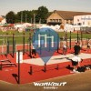 Meaux - Calisthenics Park - Stade G. Tauziet