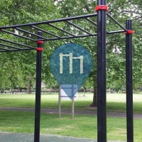 London - Street Workout Park - Kennington Park