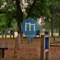 San Antonio - Street Workout Park - Trinity University