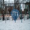 Kirov - Outdoor Fitness Gym - ulitsa Kalinina