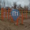 Santa Coloma de Gramenet - Calisthenics equipment - Parc de Can Zam