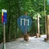 Thalwil - Fitness Trail - Landforst