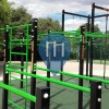 Massanassa - Outdoor Exercise Park - Toxic Workout